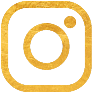 Gold Instagram Logo