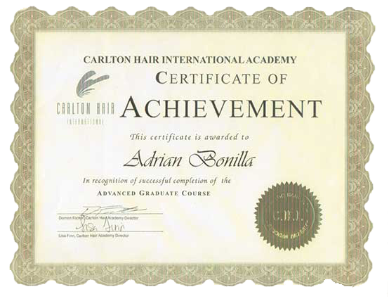 Carlton Hair International Academy